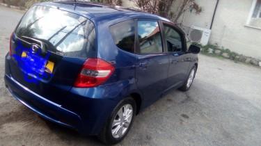 2012 Honda Jazz/fit