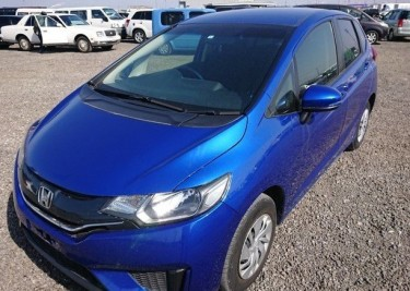 Honda Fit 2015 Cars Kingston