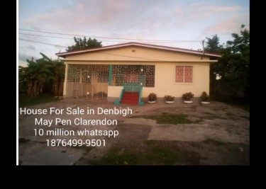 4 Bedroom Cheap House For Sale