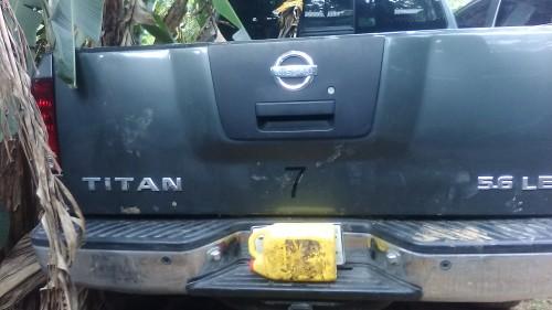 Nissan Titan 2005