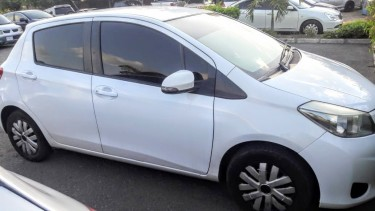 2012 Toyota Vitz