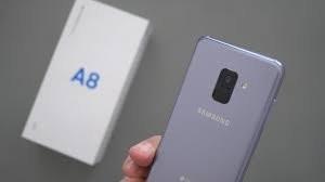 Samsung A8 Brand New In Box