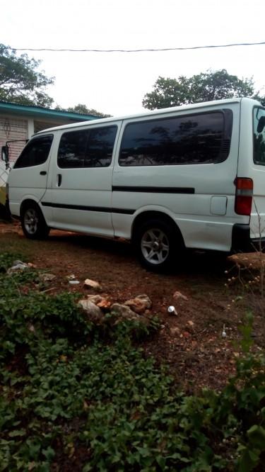 1998 Hiace Bus/Van
