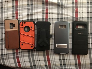 Brand New Durable Cases For Sale.