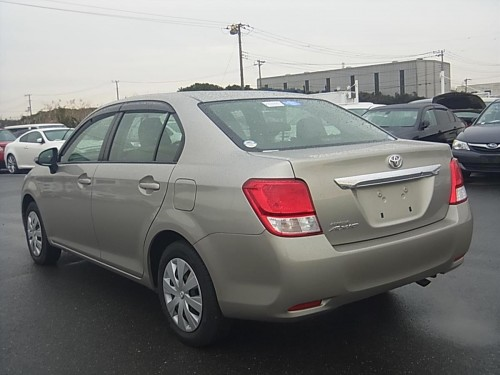 2014 Toyota Axio (With Gear Box) Cars Portmore