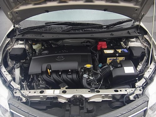 2014 Toyota Axio (With Gear Box)