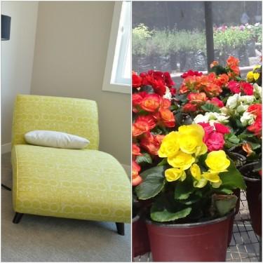 Custom Built Beautiful Bedroom Chairs