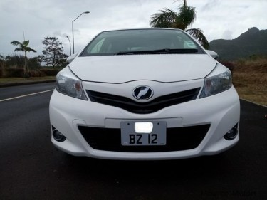 Use 2012 Toyota Vitz For Sale