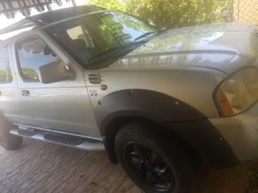 2001 Nissan Frontier Pickup