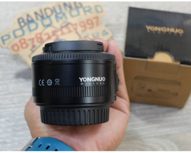 Yongnuo 50mm 1.8 Lens For Canon