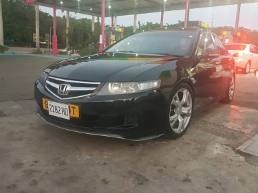 2008 Honda Accord (European Version)