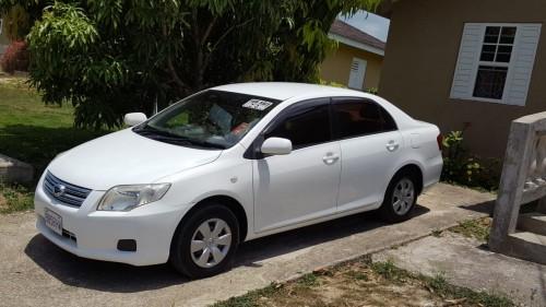 2008 Toyota Axio