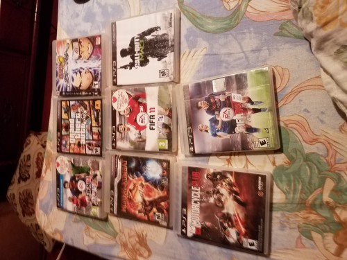 Game CD 's