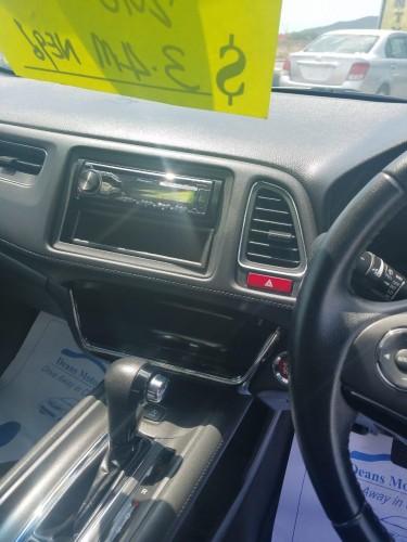 2016 Honda Hrv Vezel