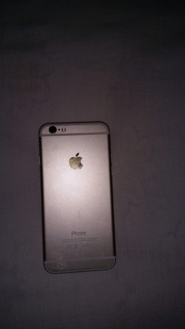 Apple Iphone 6- Rose Gold 16GB