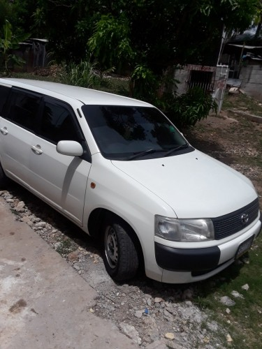 Toyota Probox GL 1500cc Engine Year 2013