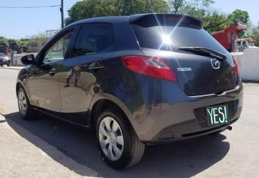 Mazda Demio 2013