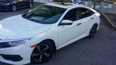 2016 Honda Civic Touring Turbo