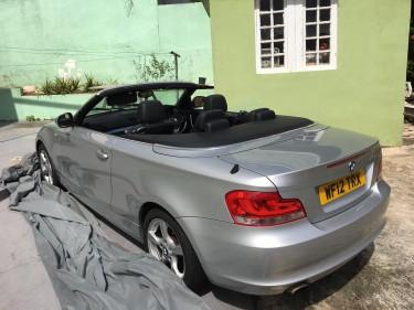 2012 BMW 118IC
