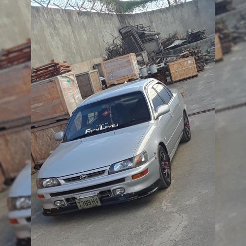 1993 Police Shape Corolla...