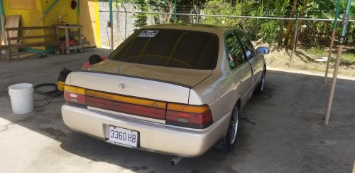 1992 Corolla