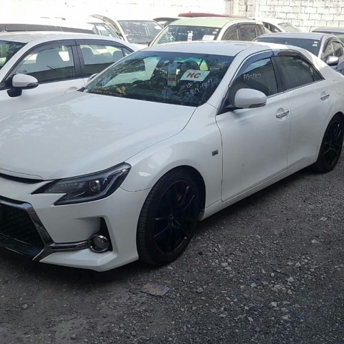 2014 Toyota MarkxDs