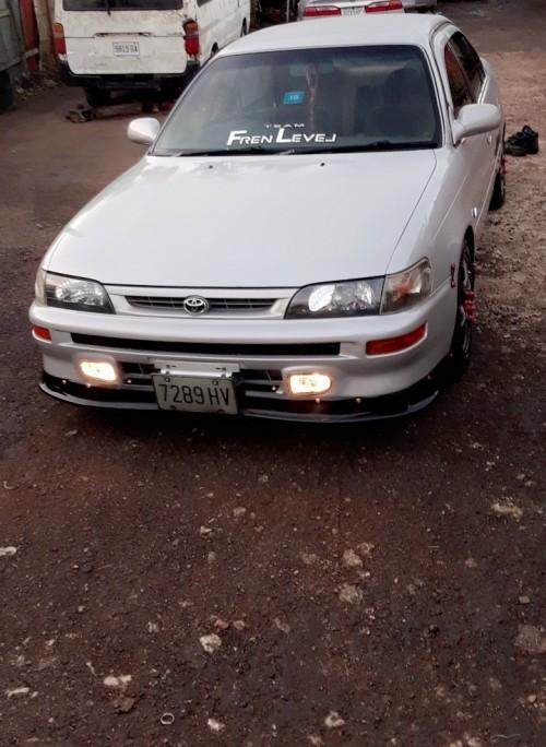 1993 Police Shape Corolla