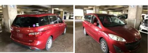 2013 Mazda Premecy