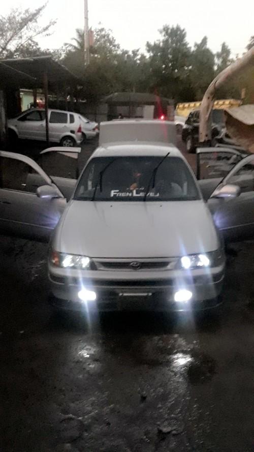 Police Shape Corolla