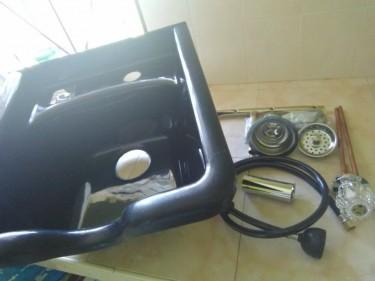 Shampoo Basin $16,000 Recliner Chair $16,000
