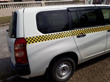 2012 Toyota Succeed