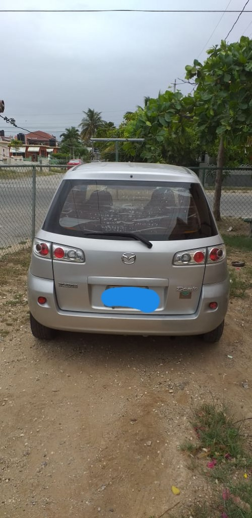 2007 Mazda Demo