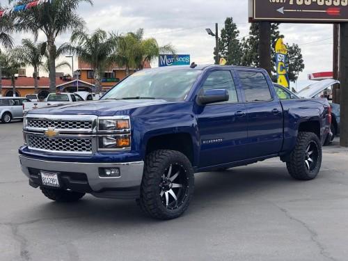 2014 Chevrolet Silverado Truck