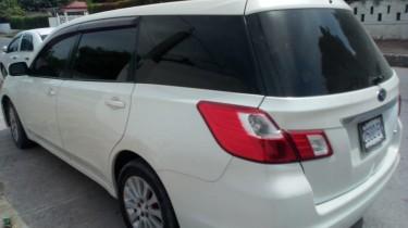 Subaru Exiga 2010
