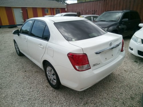 Toyota Axio For Sale In Good Condition Year 2014