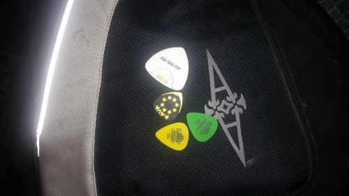 Guitar,picks, Guitar Bag, Guitar Digital Tuner