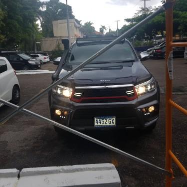2018 Toyota Hilux Thunder