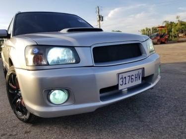 2003 Subaru Forester XT