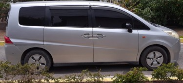 2007 Honda StepWagon