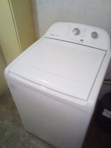 Whirlpool Washer Model 2MWT1400