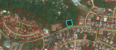 1/4 ACRE SLOPING LAND