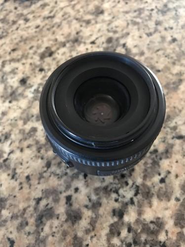 Nikon DX 35 1.8G