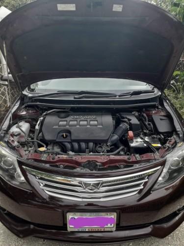 2012 Toyota Allion – 1,750,000 Negotiable