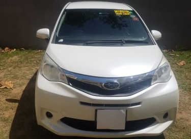 2013 Subaru Trezia – 1.3m Negotiable