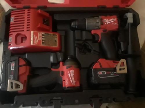 Millwaukee Brushless Drills