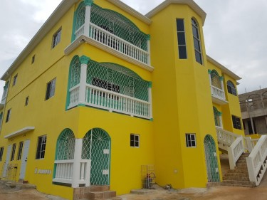 Newly Constructed 2 Bedroom Units