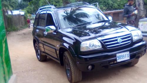 2005 Suzuki Grand Vitara