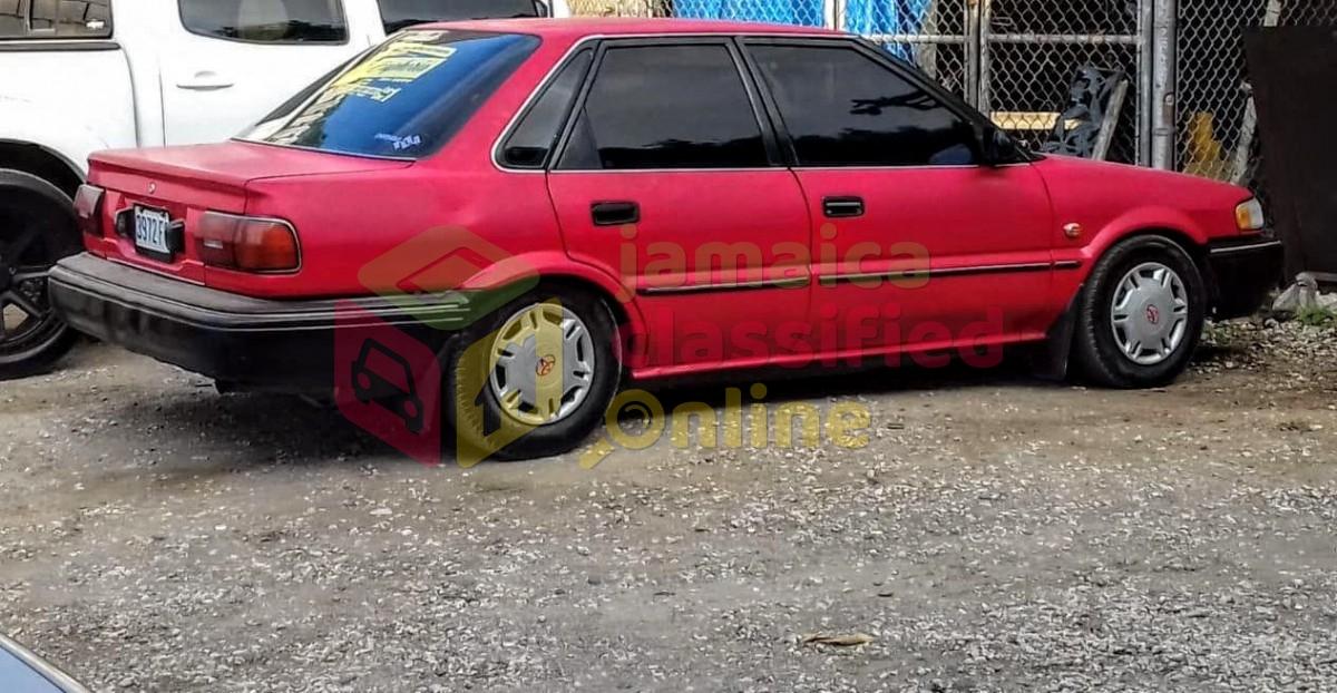 Prism Car: 1991 Toyota Prism For Sale In Kingston Kingston St Andrew