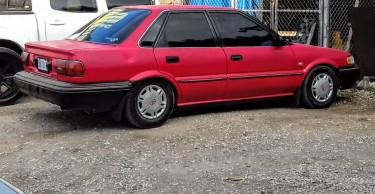 1991 Toyota Prism