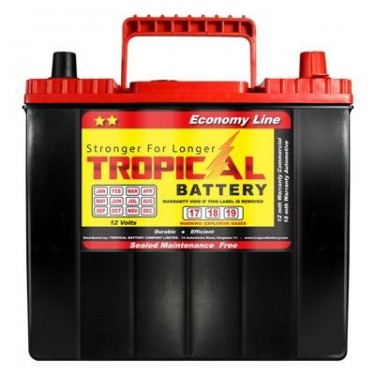 TROPICAL BATTERIES FOR SALE - 10% DISCOUNT